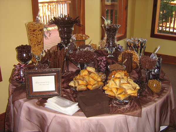 Peachy Candy Buffet Anyone A Wedding Wish Download Free Architecture Designs Embacsunscenecom
