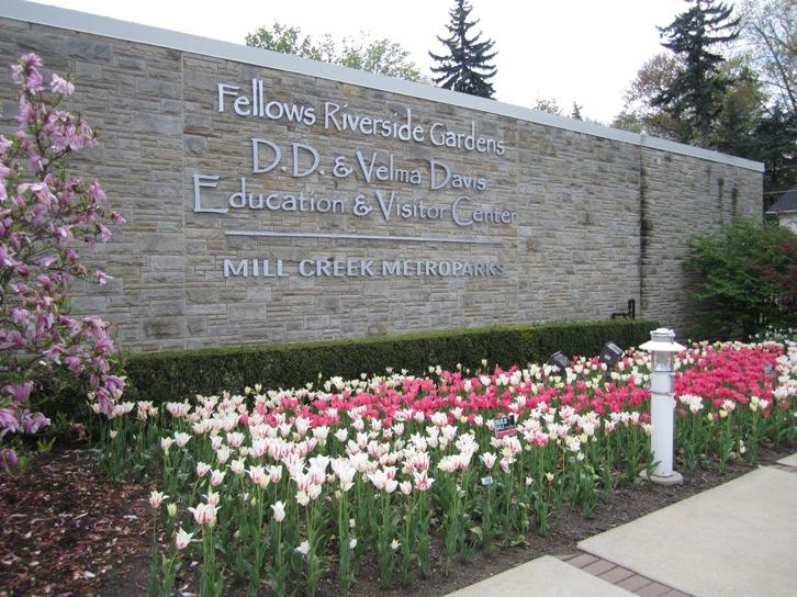 Recap deby craig a wedding wish for Parks garden center canfield ohio