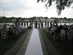 M&J - Ceremony on the Water