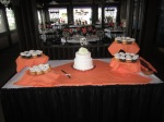 M&J - Cake Table