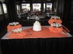 M&J - Cake Table
