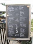 M&J - The Seating Board